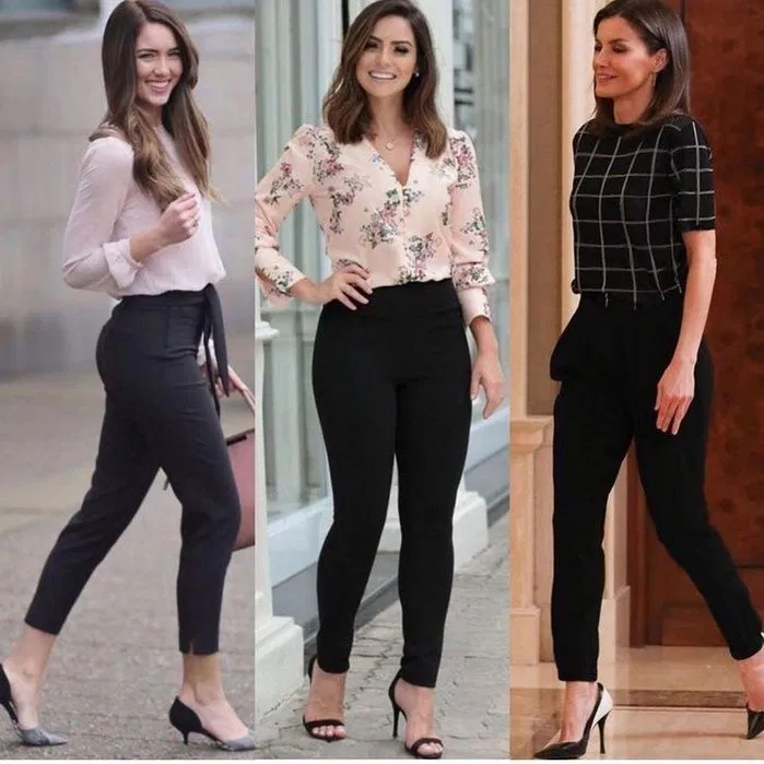 25 Outfit Ideas For Formal Occasions | Outfit con pantalon