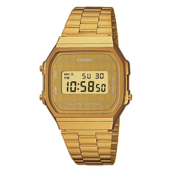 a99ea5030da EN REBAJAS! ON SALE! Reloj Casio Collection - A168WG-9BWEF - Joieria Rosich