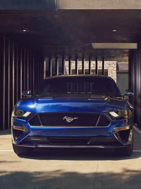 2018 Ford Mustang gets a longer nose, new look