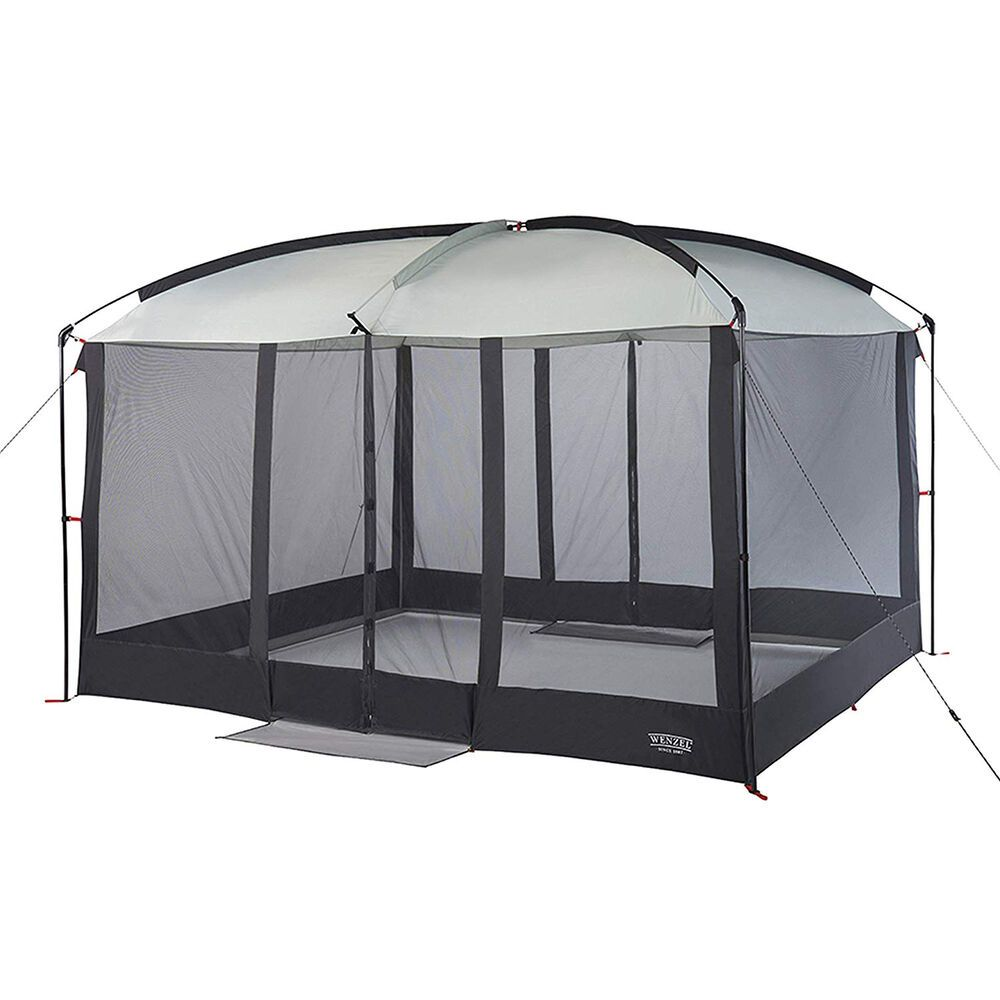 Wenzel Magnetic Screen House 11 Ft X 9 Ft In 2020 Screen Tent Screen House Camping Canopy