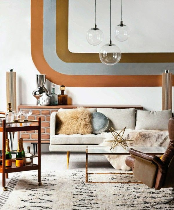 TREND SCOUT: The best of \'70s interior design trends for today ...