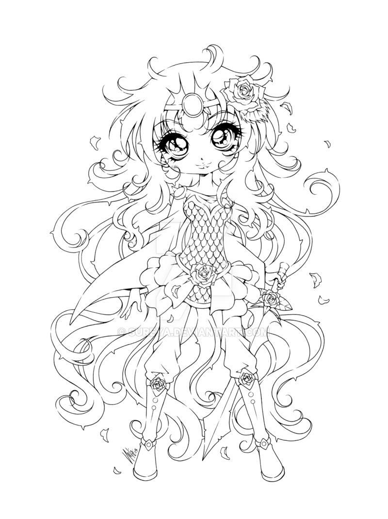 rose princess saja... by sureya.deviantart.com on @DeviantArt ...
