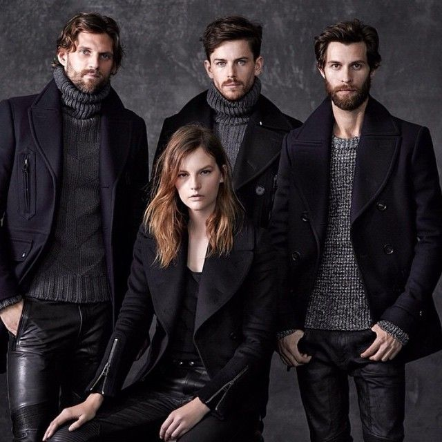 """@belstaff f/w with @rjrogenski and @jeremyyoung shot by @joelegriffith"""