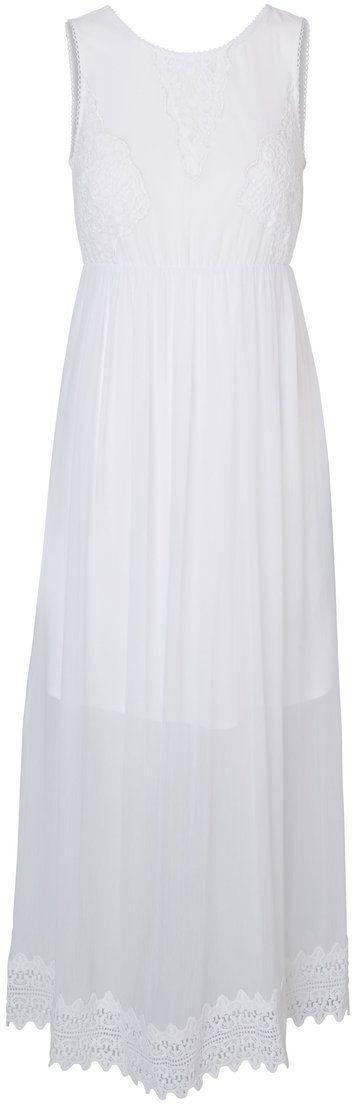 Langes Weißes-Kleid von Vera Moda @aboutyoude http://dein.aboutyou.de/p/superdry/maxikleid-vintage-harmony-2232865?utm_source=pinterest&utm_medium=social&utm_term=AY-Pin&utm_content=2016-04-KW-18&utm_campaign=Festival-Board