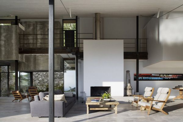Épinglé par MaisonConcepts sur Wall stones | Pinterest | Cheminée ...