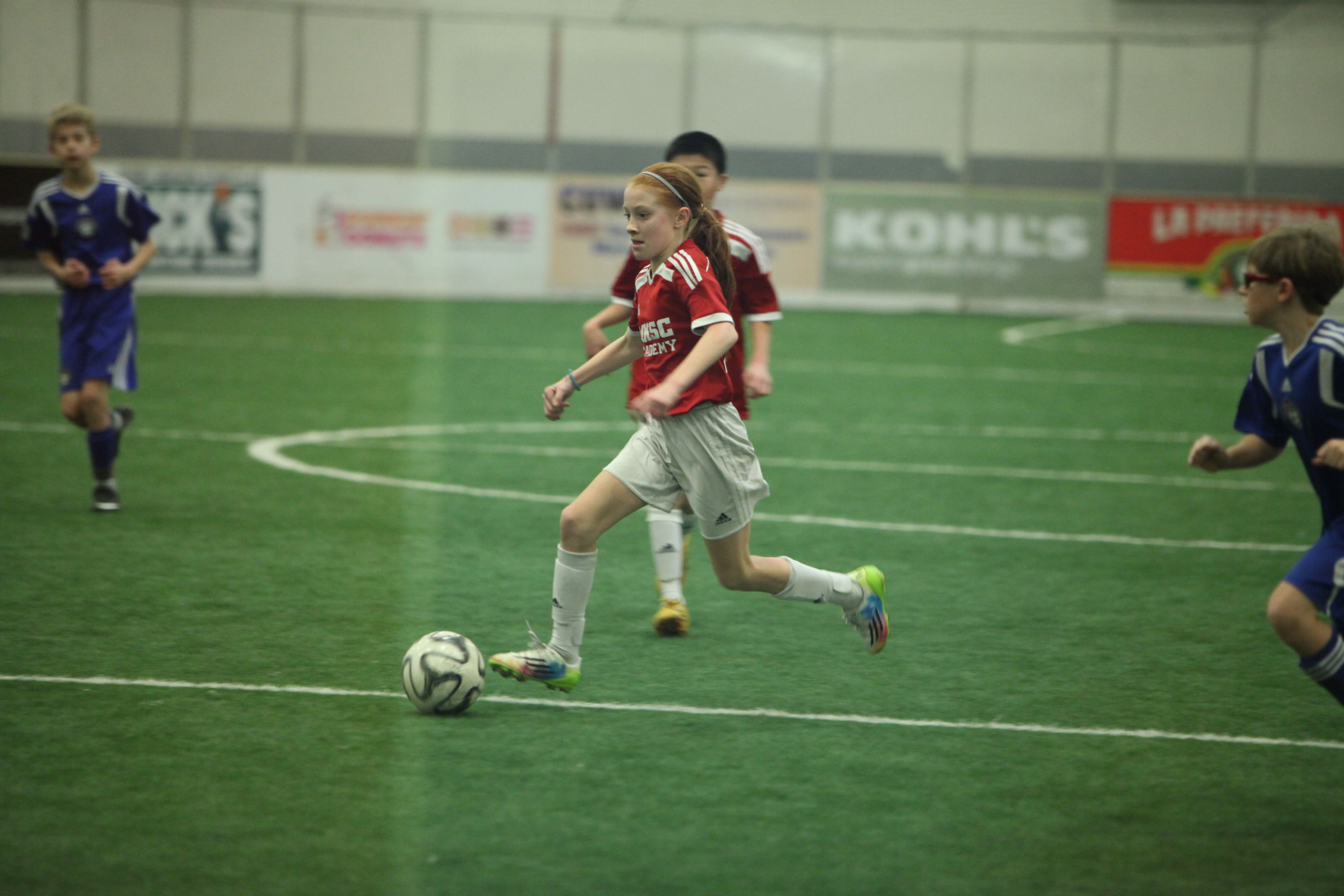 Photos from our Winter Indoor Tournament have been posted