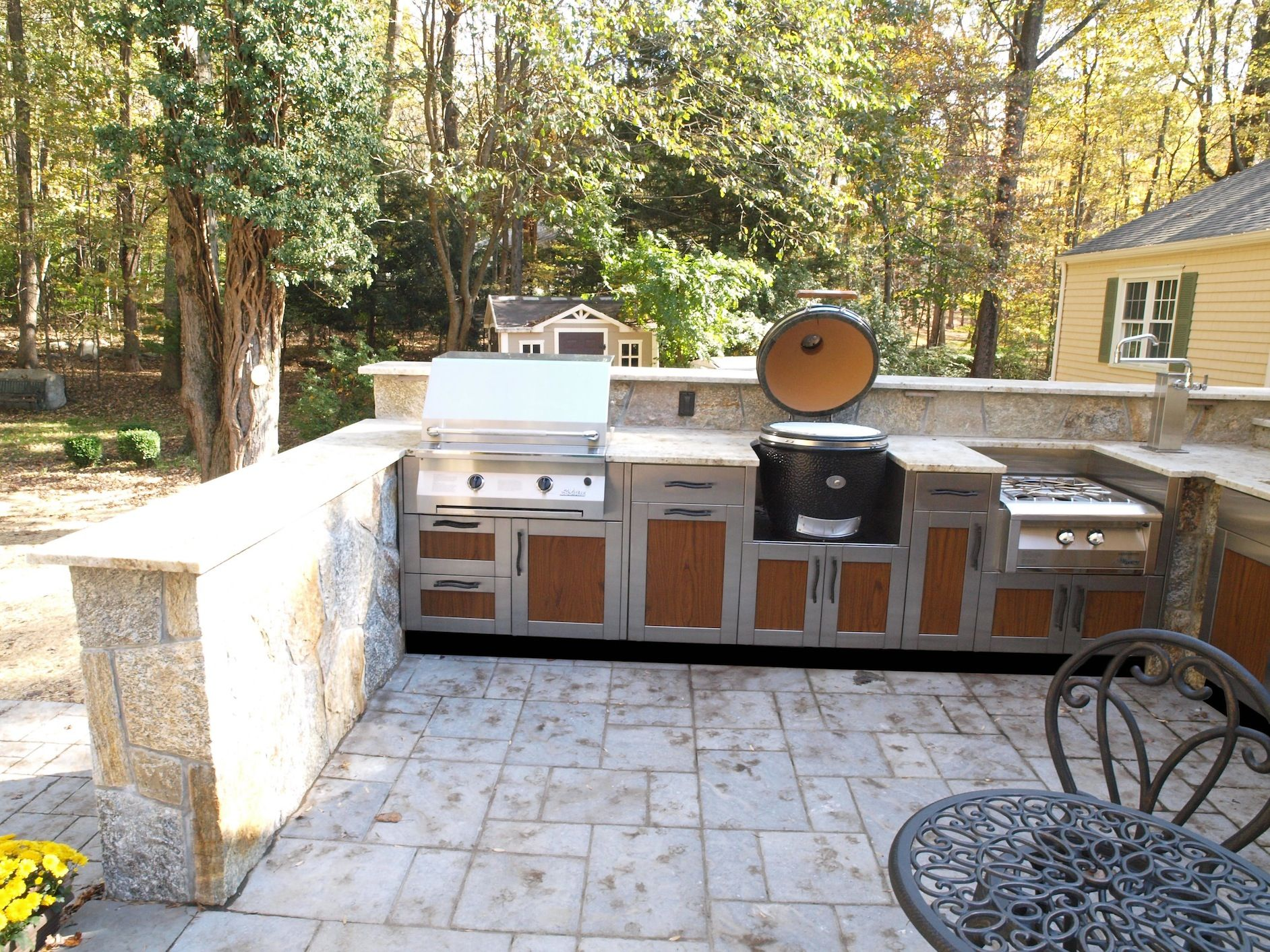 17 best images about outdoor kitchen ideas on pinterest