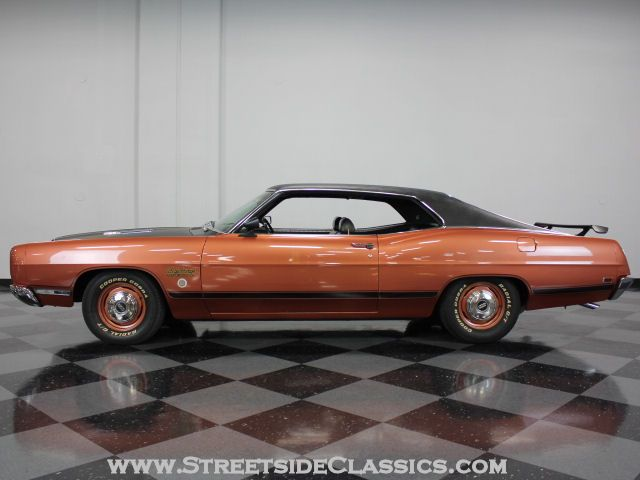 1969 Ford Xl Special One Off Cale Yarborough Edition Mercury