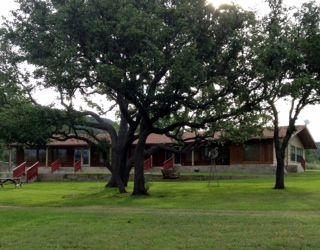 Main Lodge At Arrowhead #Cabins On #Lake Buchanan In The Beautiful TX #Hill