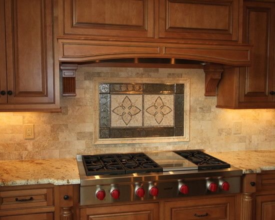 metal and tile backsplash ideas