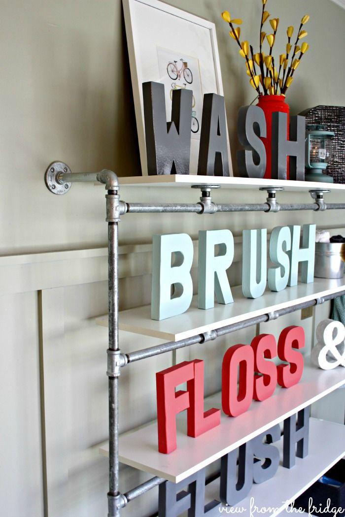 Bathroom Updates {The Home Tour Mini-Series Continues | Dental ...