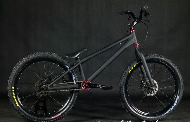 cjbike 24 complete street trials bike echobike trials. Black Bedroom Furniture Sets. Home Design Ideas