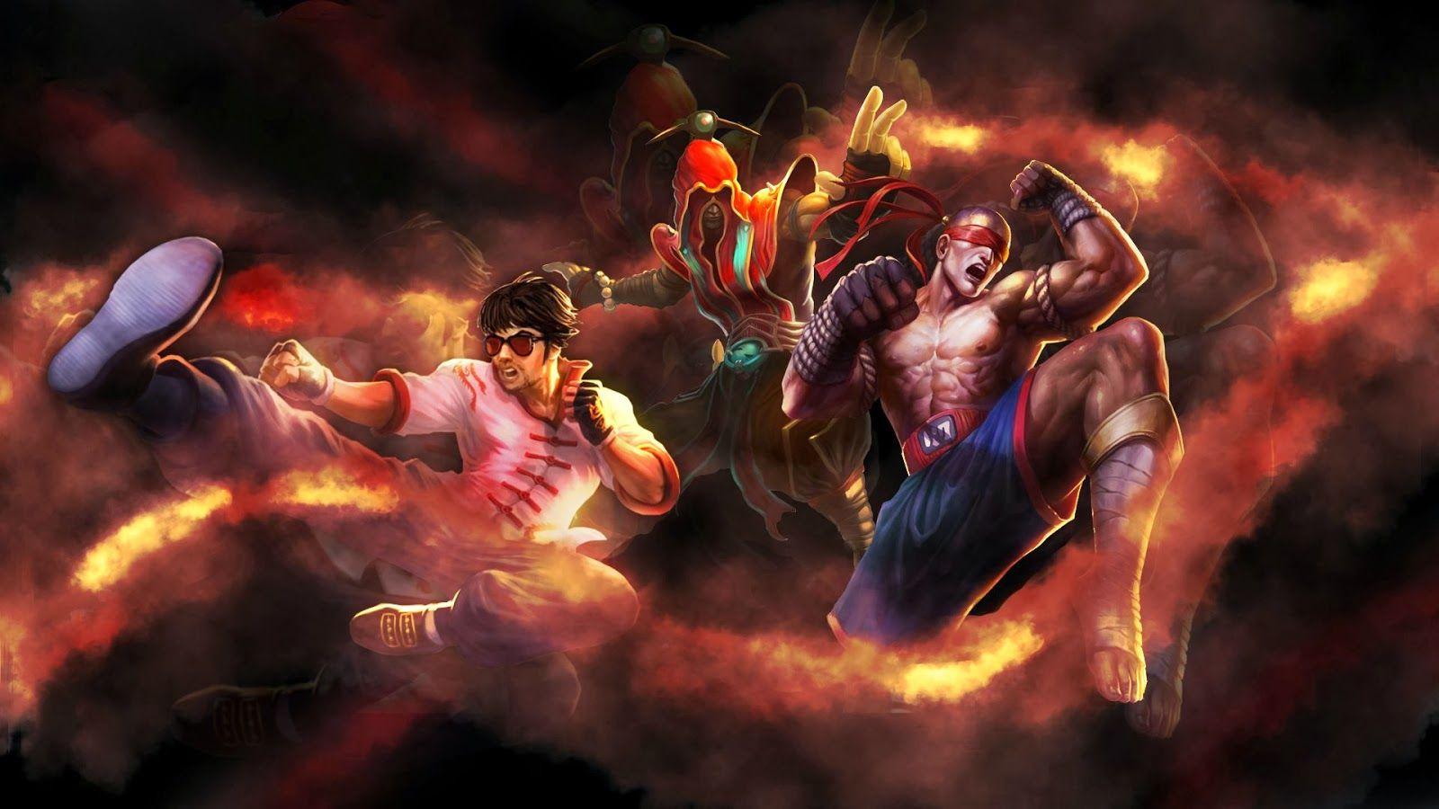 League Of Legends Lee Sin Wallpaper High Quality League Of Legends League Of Legends Video Play League Of Legends