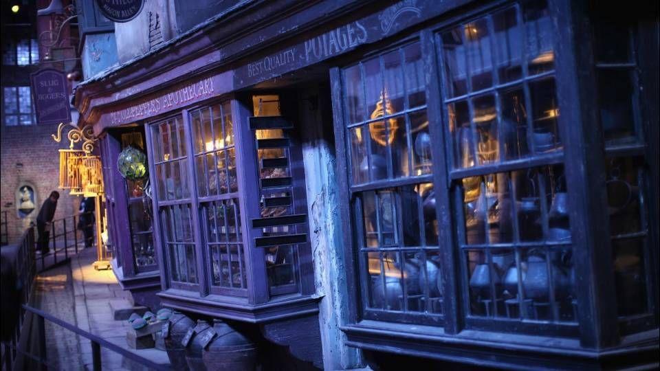 In Krefeld Gibt Es Harry Potters Winkelgasse Jetzt Als Live Escape Room News Viva Winkelgasse Escape Room Krefeld