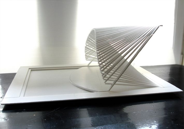 Merge pavillion by robert van embricqs architecture for Arquitectura parametrica pdf