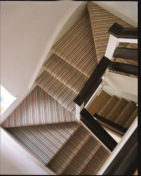 Striped Carpet Kite Stairs Google Search Interior