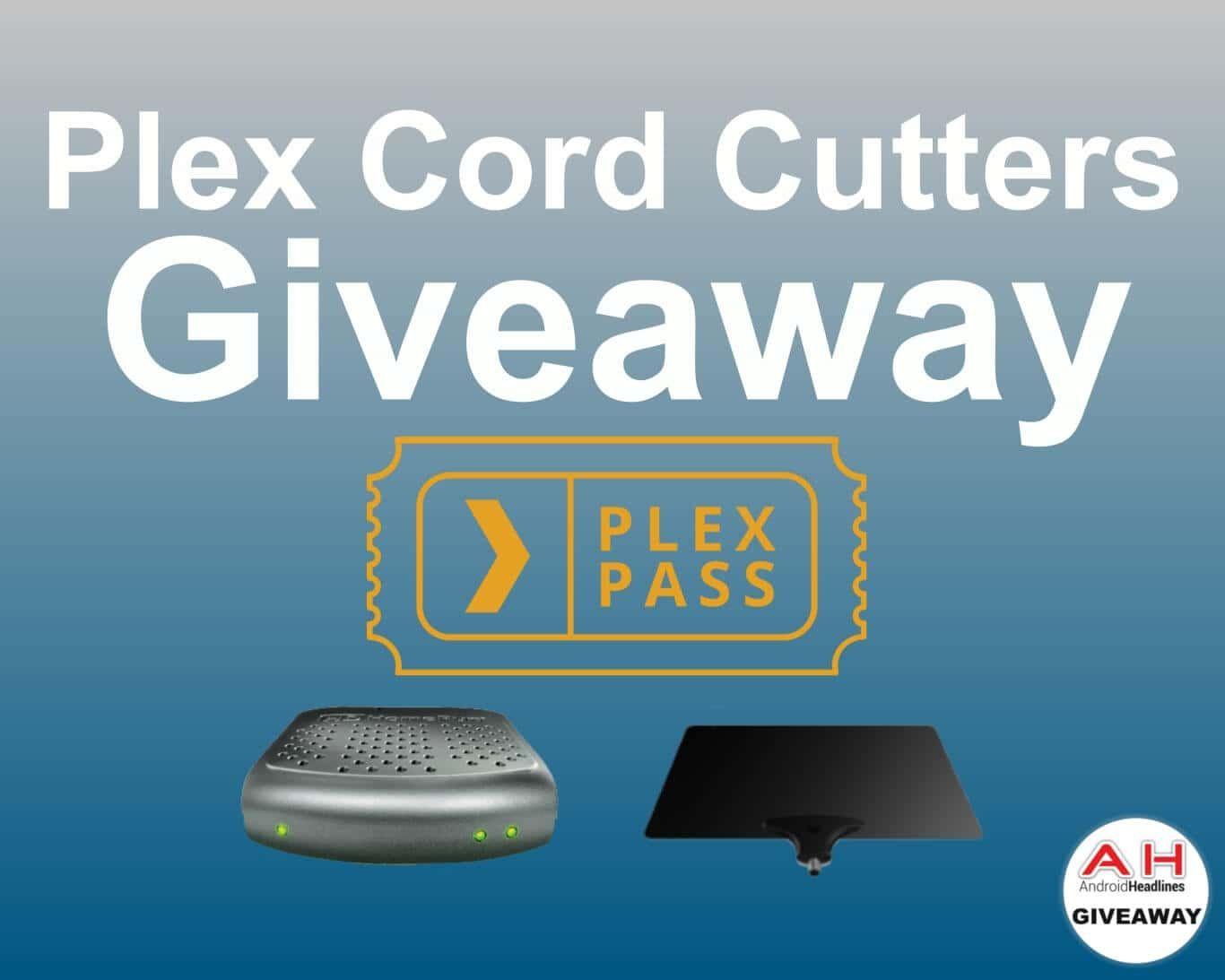 UPDATED WINNER: Cord Cutters Giveaway: Lifetime Plex Pass