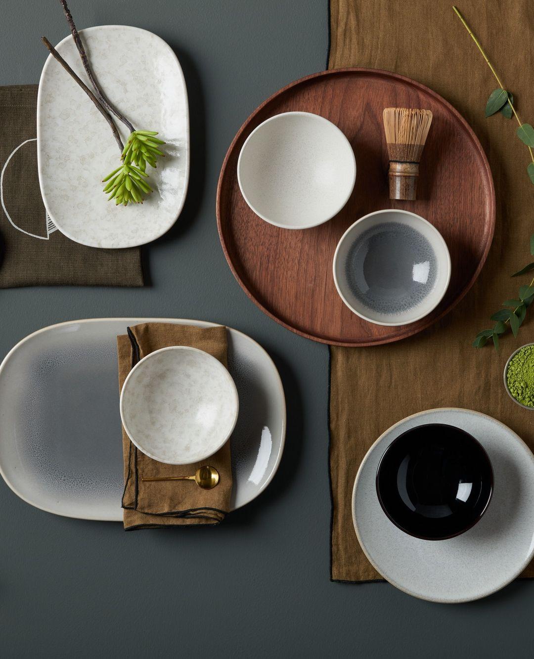 True Design Details X Denby Denby Pottery Denby Pasta Bowl Set