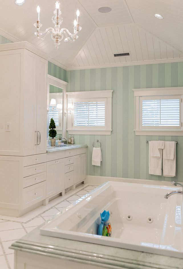 Mint Green Bathroom. Mint Green and White Bathroom. Mint Green ...