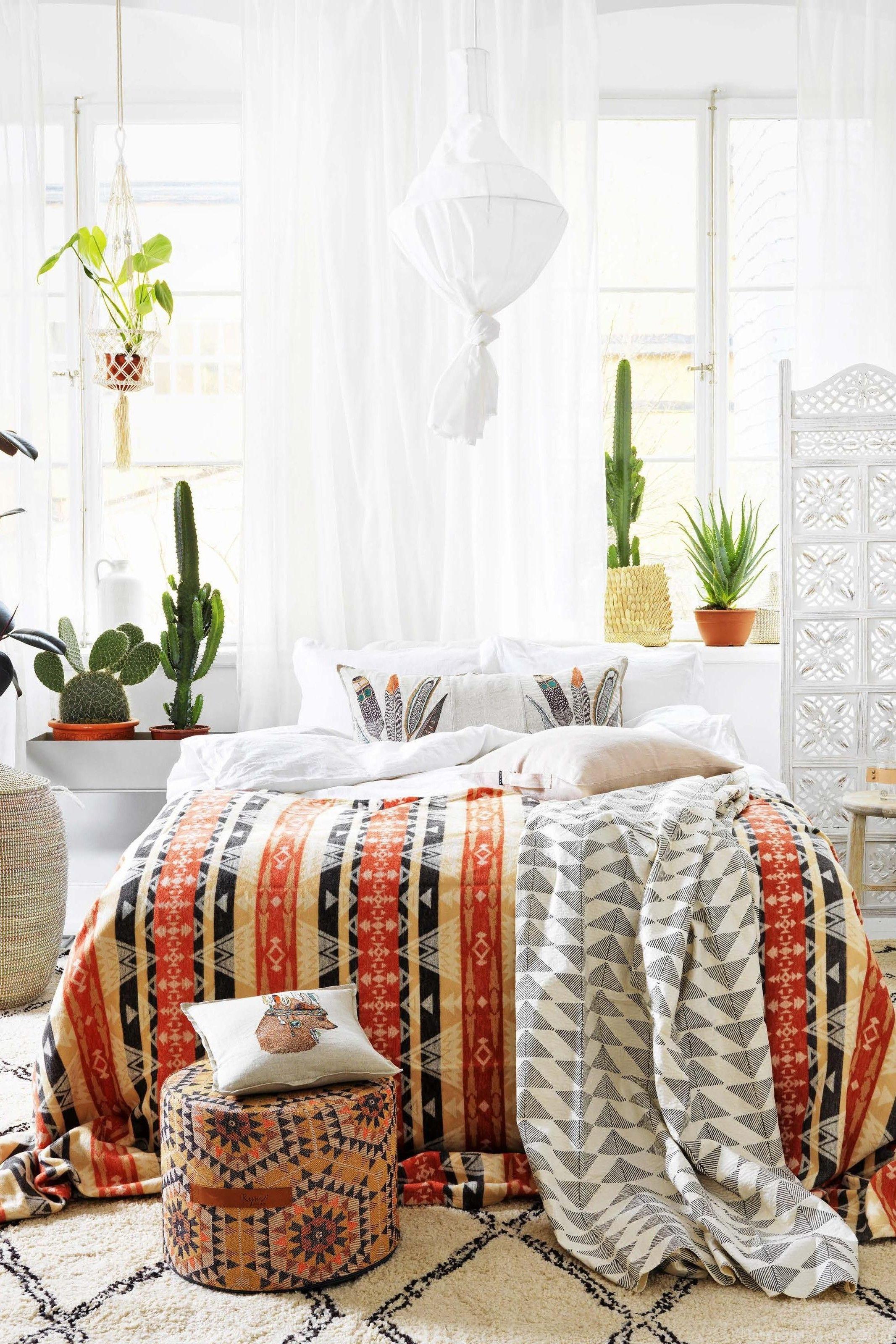 The Anatomy Of Bohemian Home Decor