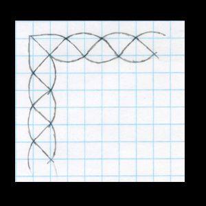 Celtic Knots 101 - Running Borders - WetCanvas | Crafty Stuff | Pinterest | Celtic Knots ...