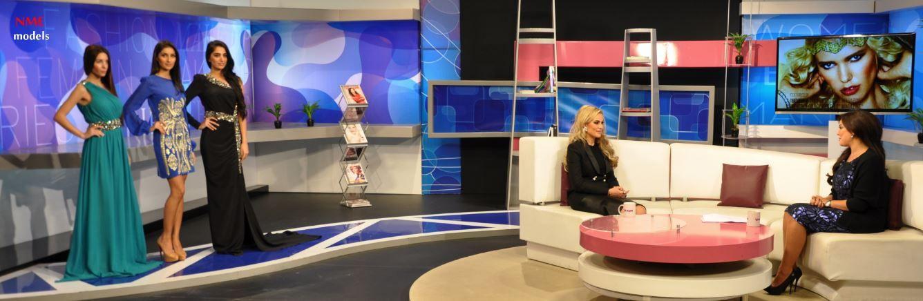 Designer Laila Aziz chats with Sayidaty host Houda Salah