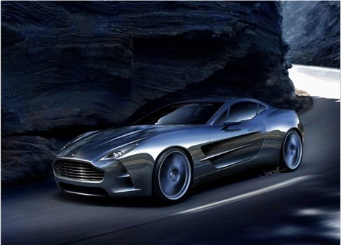 Th Most Expensive Car In The World Aston Martin One Price - Aston martin 1 77 price