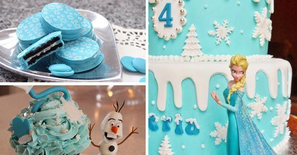 Si te gusta Frozen y tienes una princesa que esta a punto de soplar las velitas, aquí encontrás muchas ideas y material para organizar una fiesta ideal.