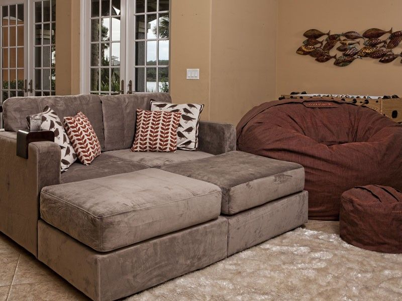 I Recently Bought This Lovesac Movie Lounger It Was The