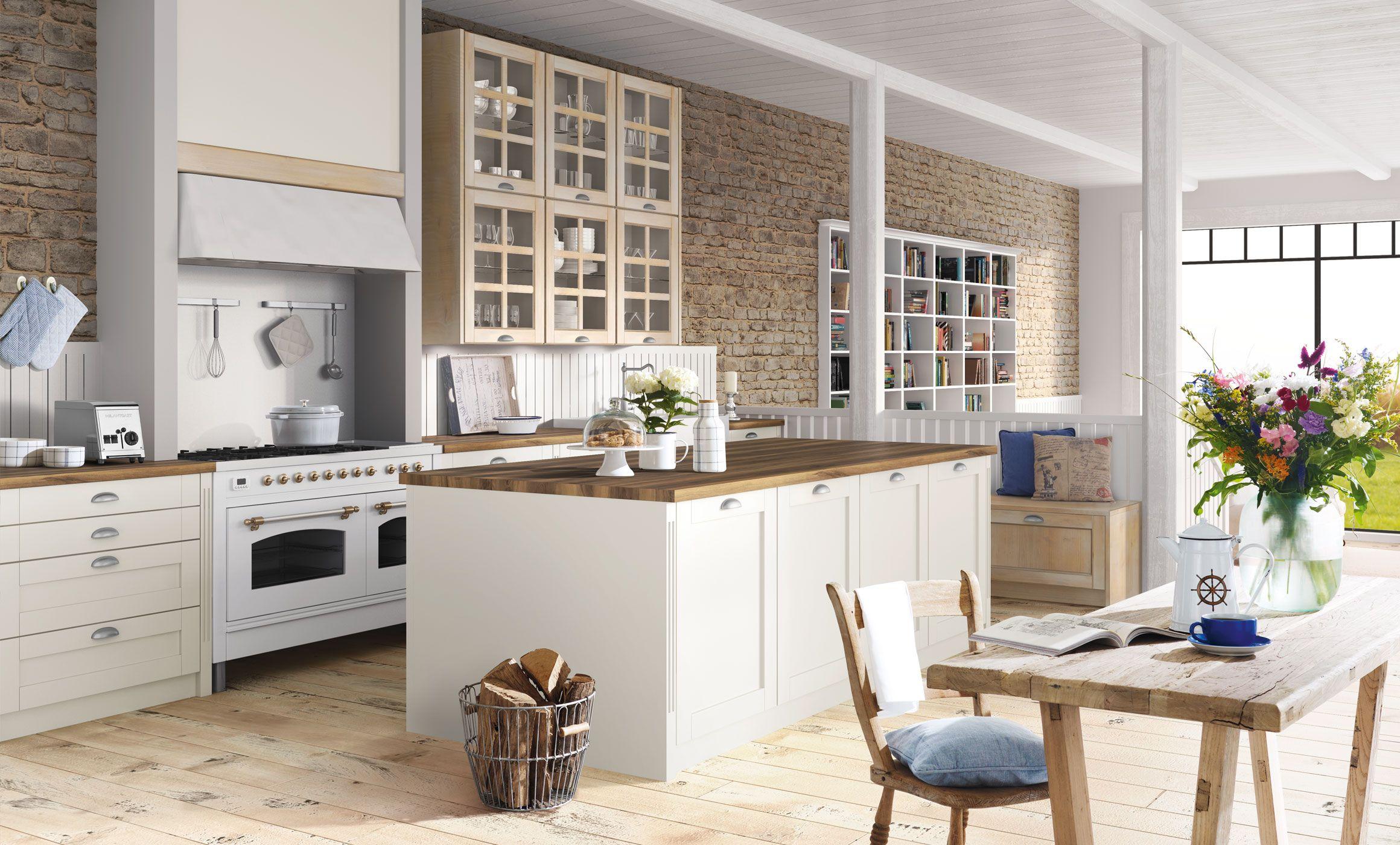 Natural  Hummel Küchenwerk  Küche, Küchen ideen, Traumküche