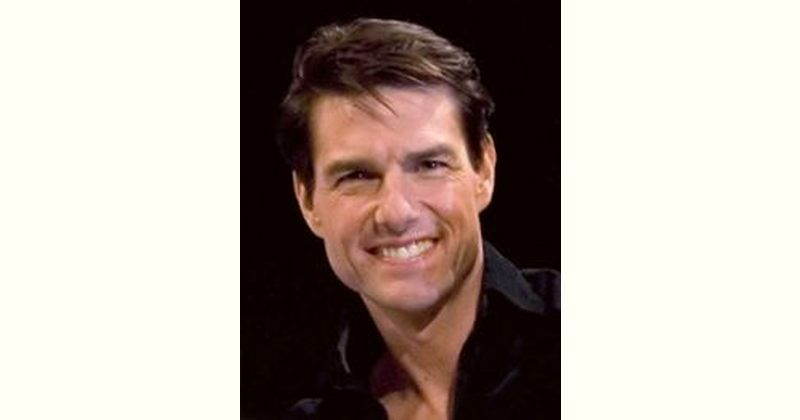 Tom Cruise Age and Birthday - https://birthdayage.com/tom ...