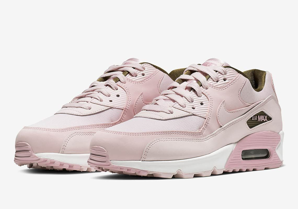 The Nike Air Max 90 Have A Nike Day Gets The Full Pink Treatment ... 2cea5c5f17