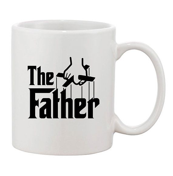 The Father Funny Coffee Mug Mugs Cup Fathers Day Gift For