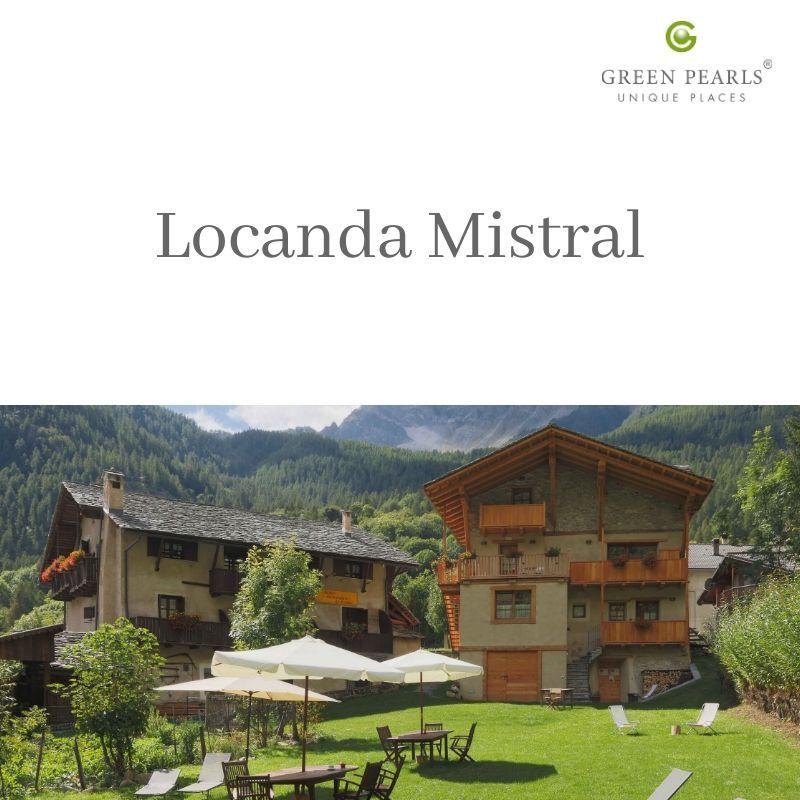 Locanda Mistral, Valle Maira, Piedmont Within the idyllic village Ponte Maira, at the valley head o