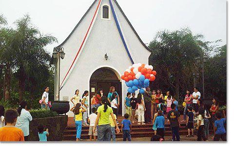 santuario de Tuparenda - Paraguay
