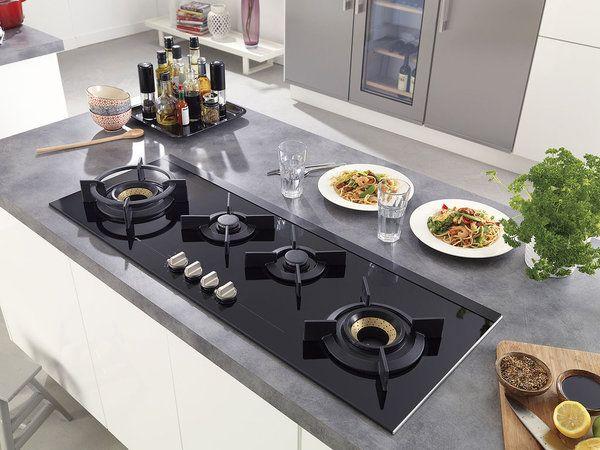 Equipa la cocina a la ltima de todo pinterest - Cocinas de gas ikea ...