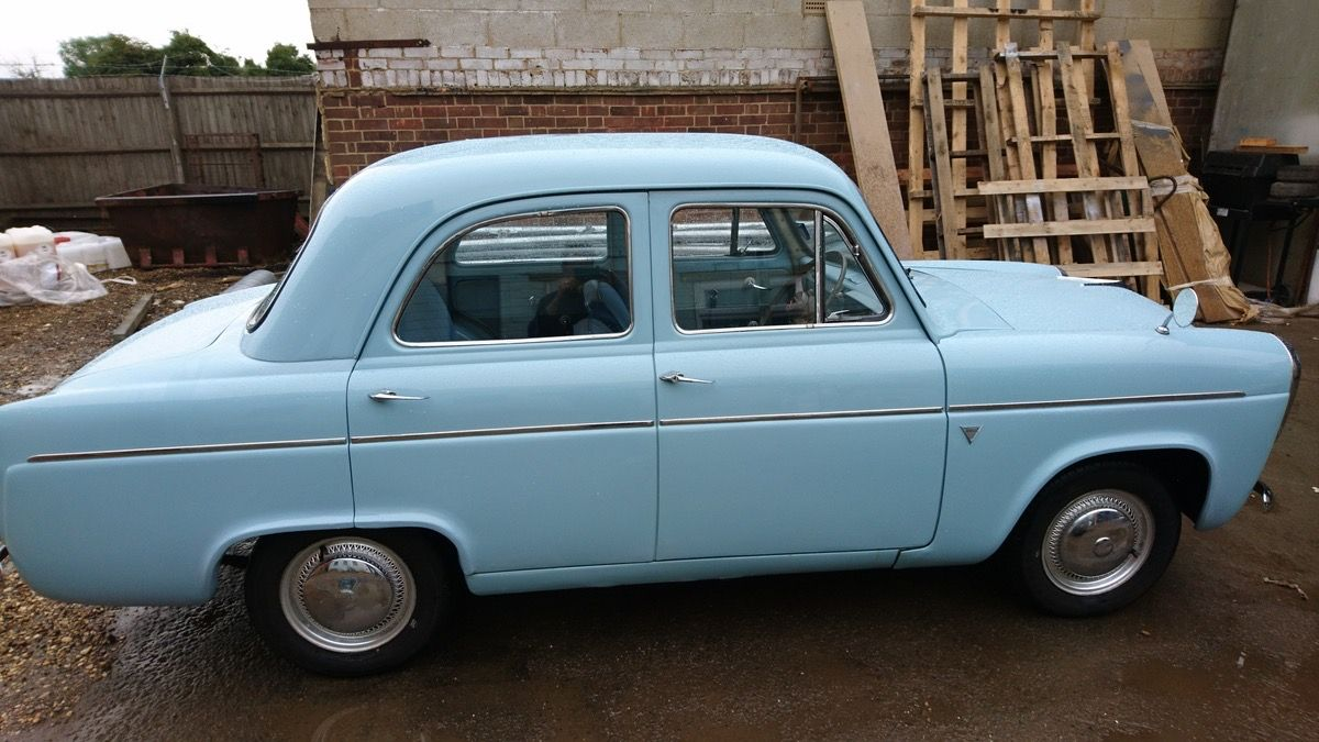 1959 Ford 100e Prefect Ford, Collector cars, Classic cars
