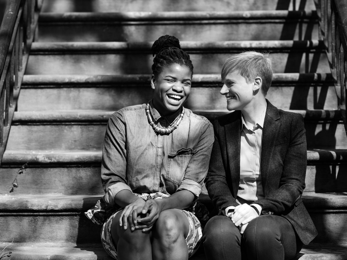 site Black lesbian