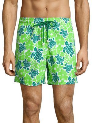 71d2616c68bdb VILEBREQUIN Life Style Moorea Hawaiian Turtle Print Trunks. #vilebrequin  #cloth #trunks