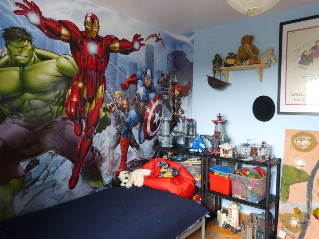 Best Superhero Bedroom Ideas Marvel Avengers Marvel Bedroom 400 x 300