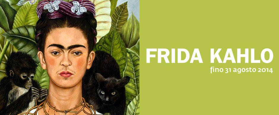 Frida Kahlo - Scuderie del Quirinale