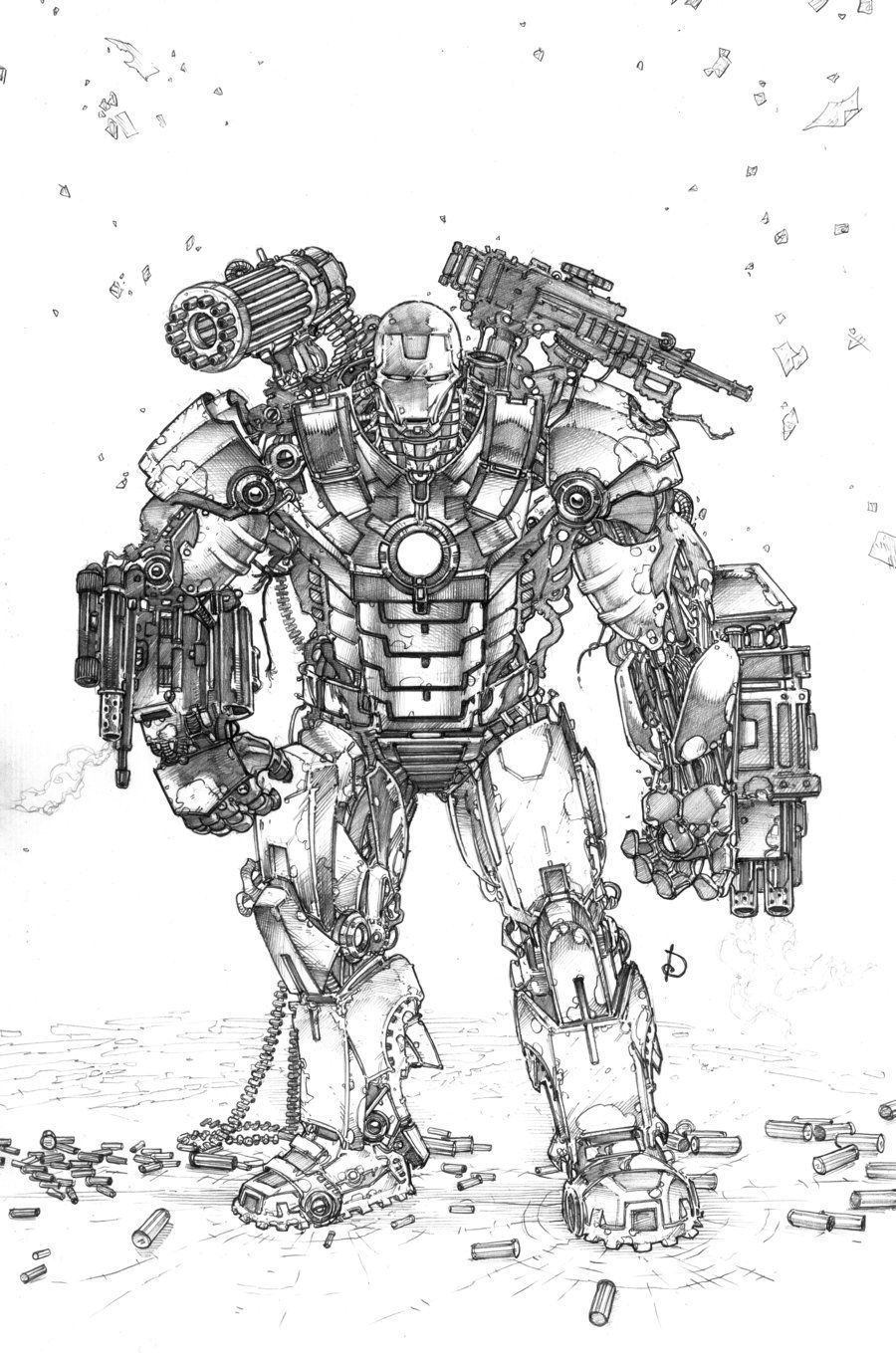 War Machine Coloring Pages Marvel Coloring Comics Artwork Cool Coloring Pages