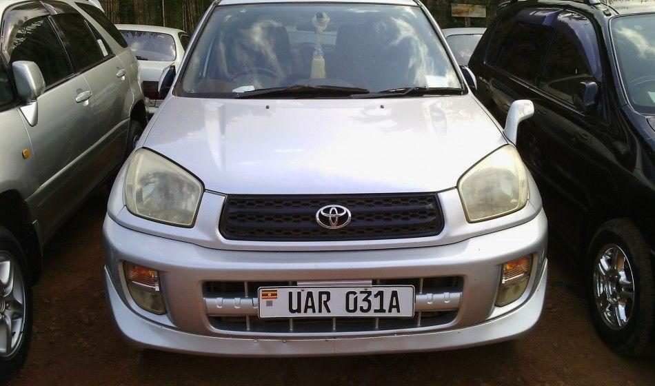 A Toyota Rav4 UAR on sale at 26M UGX Cars Remzak.co.ug