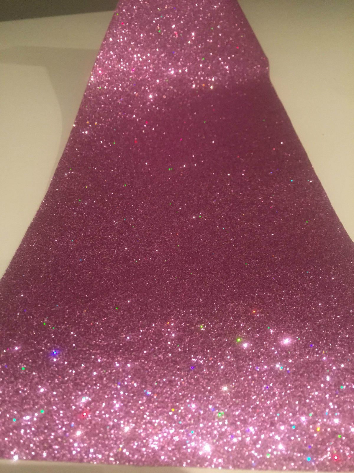 Details About Fine Glitter Fabric Wall Border Crafts Card Making