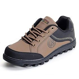 Hiking Shoes Men's Fashion Sneaker with Lace-up Shoes More Colors available