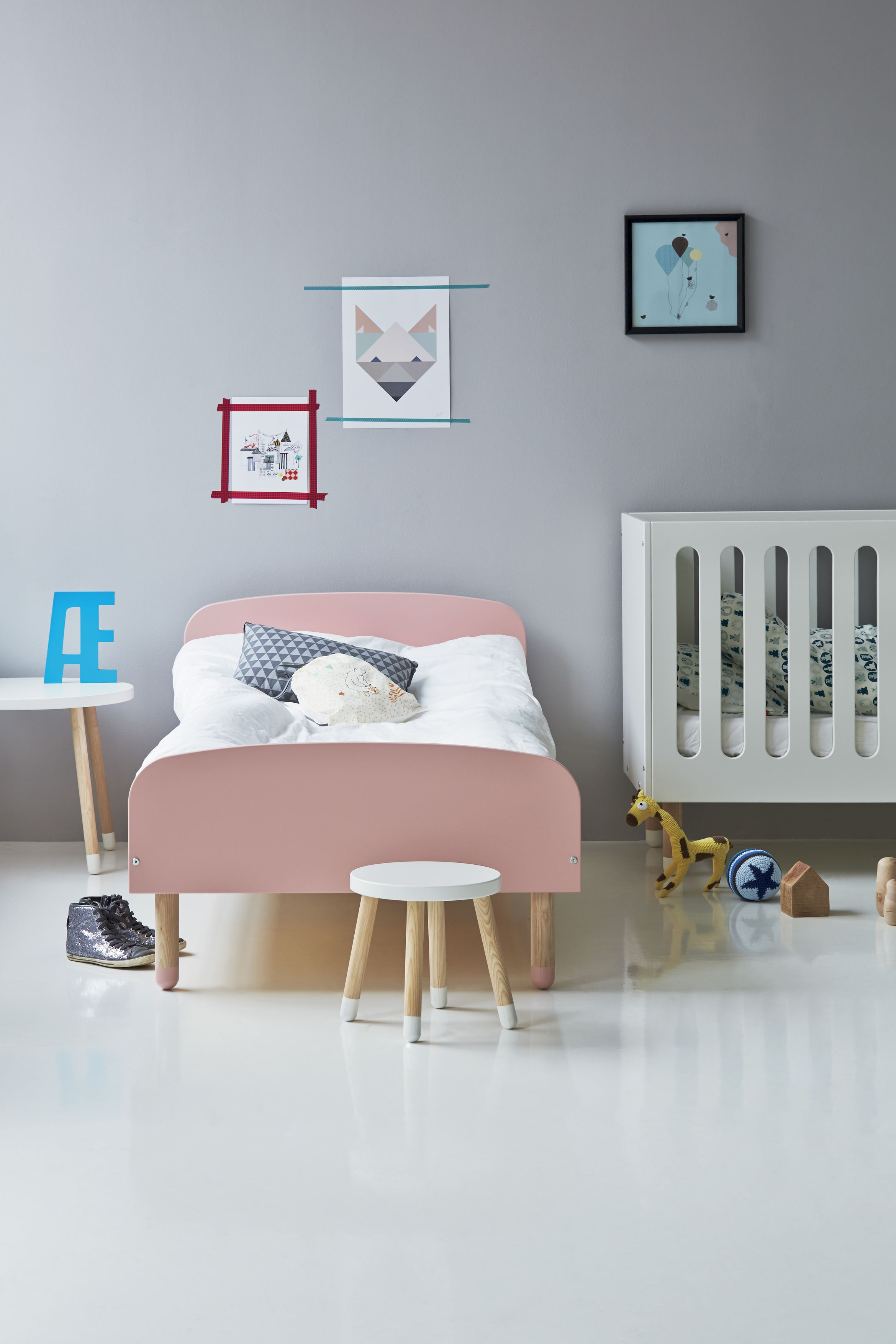 flexa creation early dew : Simple Well Designed Modern Bed Which Is Perfect For Both Young
