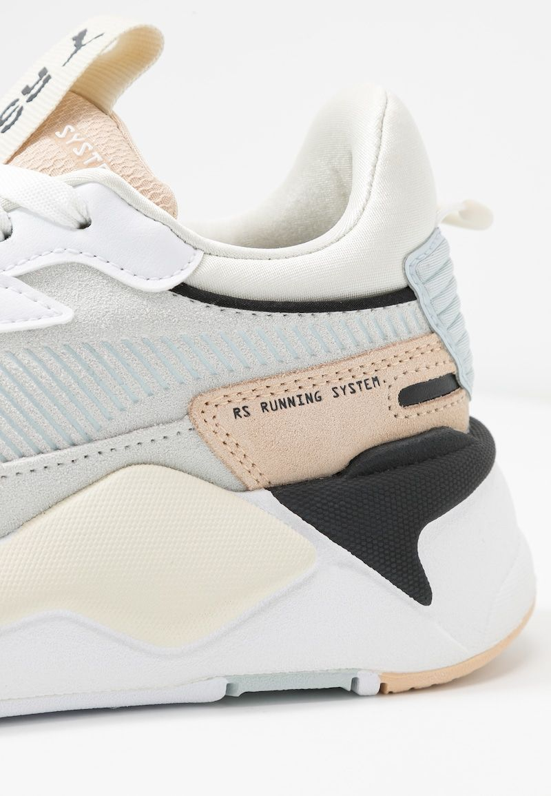 Puma RS-X REINVENT - Sneakers laag - white/natural - Zalando ...