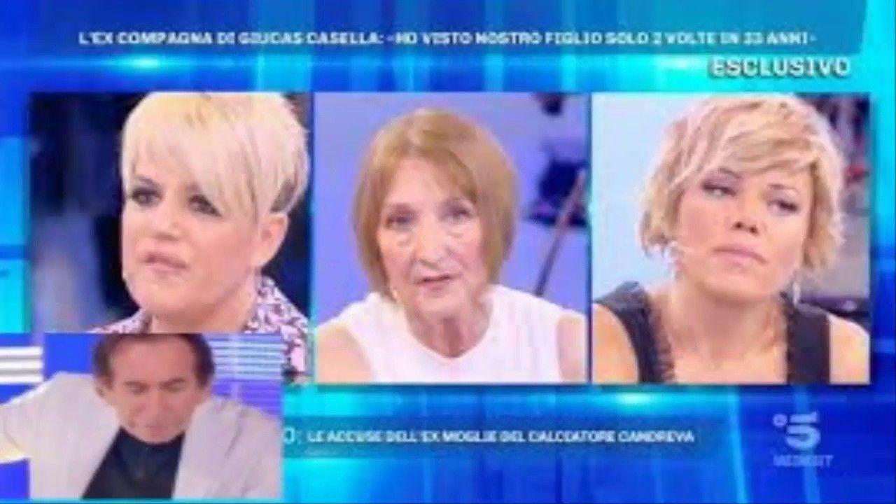 Carol Torr Ex Compagna Di Giucas Casella A Domenica Live Mi Ha