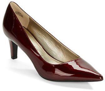 d5eb4ebdf3c Anne Klein Barb Patent Leather Point Toe Pumps. Patent Leather PumpsAnne  KleinShoes WomenPumpingSmoothToeWedding ...