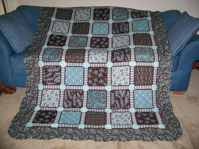 baby quilt flannel rag - Google Search | Erins Quilt | Pinterest : rag quilt with cotton - Adamdwight.com